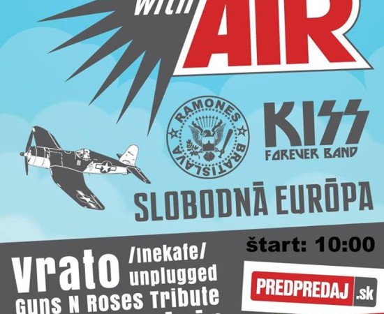Dance With Air 2014